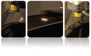 Diode Laser Marking System from LNA Laser