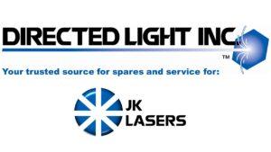 JK Lasers Logo