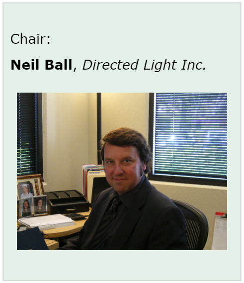 Neil Ball LME Chair